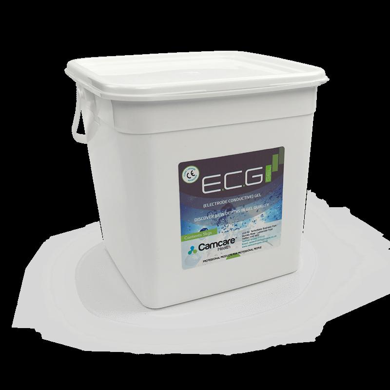 Camcare ECG gel 5kg tub